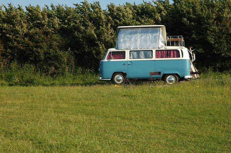 Coastal Campsites - Cerenety Eco Camping, Cornwall